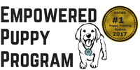 Empowered Puppy School Logo